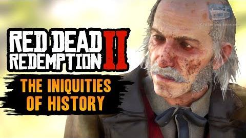 Red Dead Redemption 2 Stranger Mission - The Iniquities of History