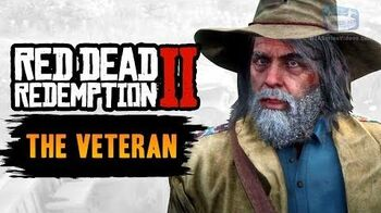 Red Dead Redemption 2 Stranger Mission - The Veteran