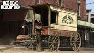 Rdr blackwater wagon