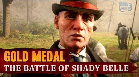 Red Dead Redemption 2 - Mission 42 - The Battle of Shady Belle Gold Medal