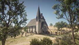 Blackwater Chapel RDR2