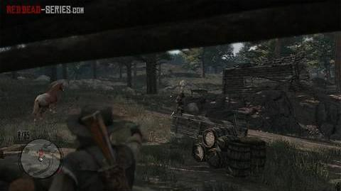 For Purely Scientific Purposes (Gold Medal) - Mission 45 - Red Dead Redemption