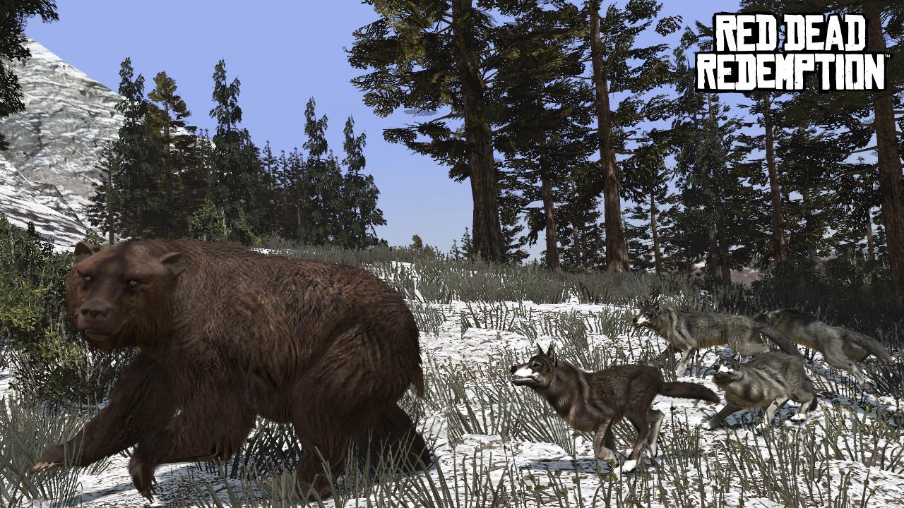 Animals | Red Dead Wiki | FANDOM powered by Wikia