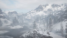 RDR2 snow