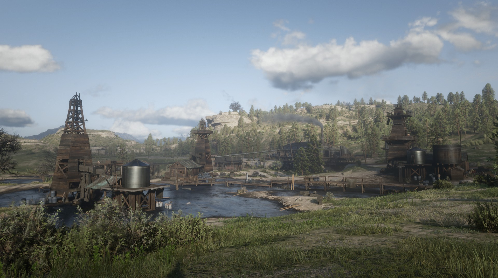 The Heartlands - Red Dead Redemption 2 - image 1 - student project