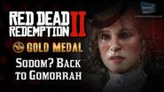 RDR2 PC - Mission 35 - Sodom? Back to Gomorrah Replay & Gold Medal
