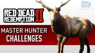 Red Dead Redemption 2 - Master Hunter Challenge Guide