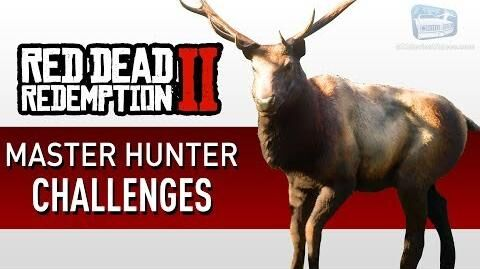 Red Dead Redemption 2 - Master Hunter Challenge Guide