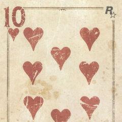 10 de Corazones