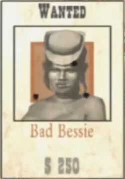 Badbessieposter