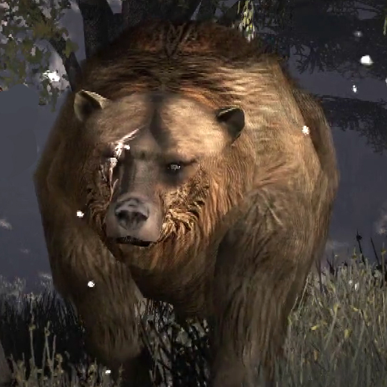 legendary bear