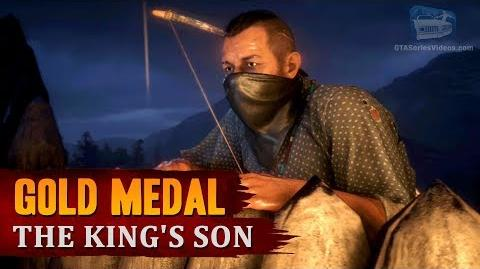 Red Dead Redemption 2 - Mission 82 - The King's Son Gold Medal