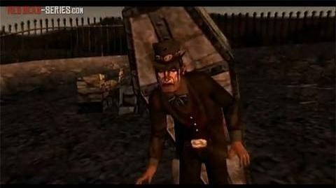 The Cemetery - Chapter 10 - Red Dead Revolver