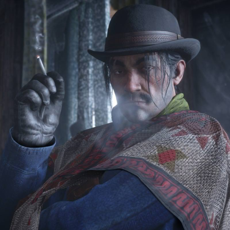 Javier Escuella Red Dead Wiki Fandom Powered By Wikia
