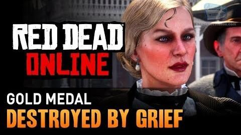 Red Dead Online - Mission 13 - Destroyed by Grief Gold Medal