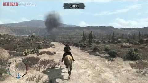 The Sport of Kings, and Liars (Gold Medal) - Mission 23 - Red Dead Redemption