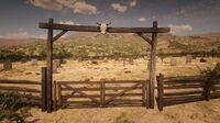 Oddfellow's Rest Entrance