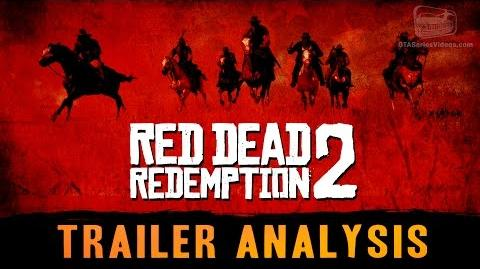 JamesTheNerdKing/GTA Series Videos: Red Dead Redemption II Pre-Release Videos