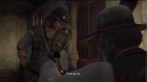 Red Dead Redemption - Justice in Pike's Basin