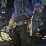 RDR2 伝説のビーバーの騎兵隊手袋