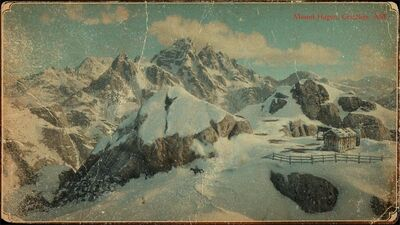 RDR2 ハーゲン山
