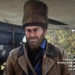 RDR2 グレネード兵帽