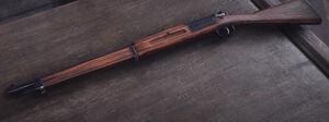 RDR2 ボルト式ライフル