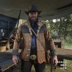 RDR2 ビーバーの狩猟ジャケット