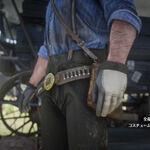 RDR2 伝説のクーガーの乗馬用手袋