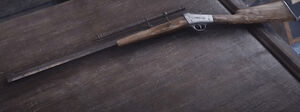 RDR2 ローリングブロック式ライフル