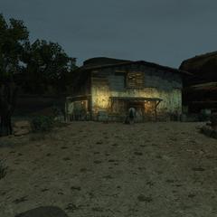 El Matadero de nuit