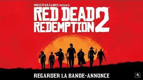 Bande-annonce de Red Dead Redemption 2