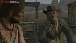 Red Dead Redemption Undead Nightmare - Survivor Mission - Biographies and Lies