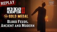 RDR2 PC - Mission 40 - Blood Feuds, Ancient and Modern Replay & Gold Medal