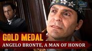 Red Dead Redemption 2 - Mission 44 - Angelo Bronte, a Man of Honor Gold Medal