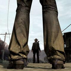 Un duel dans la ville
