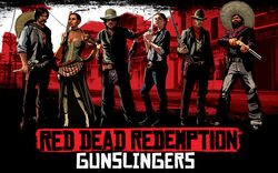 Red Dead Redemption Gunslingers01