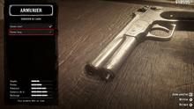 Pistolet M1899 09