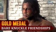 Red Dead Redemption 2 - Mission 97 - Bare Knuckle Friendships Gold Medal