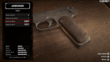 Pistolet M1899 06