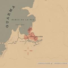 L'île plus au nord