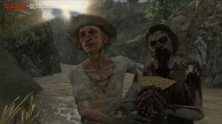 Red Dead Redemption Undead Nightmare - Mission 3 - Get Back in that Hole, Partner