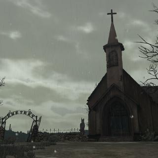 La chapelle dans <i><a href=