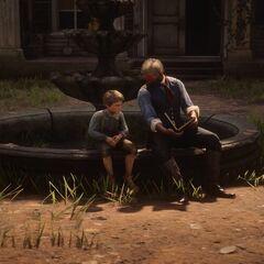 Jack et Hosea à <a href=