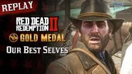 RDR2 PC - Mission 82 - Our Best Selves Replay & Gold Medal