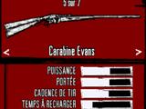 Carabine Evans