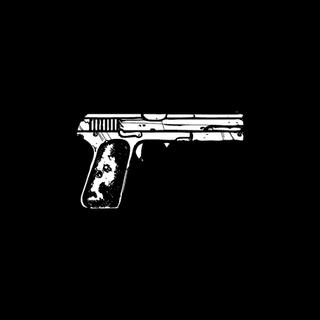 Image en jeu du pistolet GP