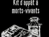 Kit d'appât à morts-vivants