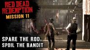 Red Dead Redemption - Mission 11 - Spare the Rod, Spoil the Bandit (Xbox One)