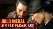 Red Dead Redemption 2 - Mission 88 - Simple Pleasures Gold Medal